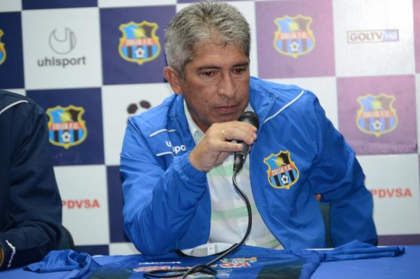 Carlos Maldonado | FOTO: Zulia FC