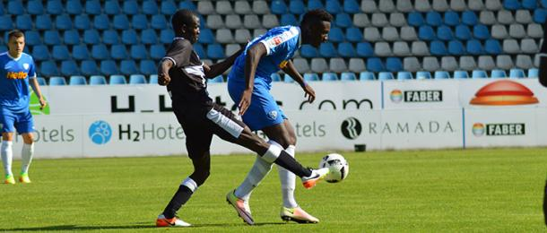 Mlapa was in good form during the friendlies. | Image credit: VfL Bochum
