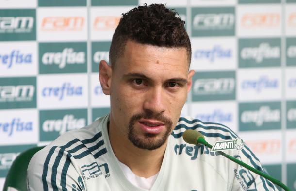 Moisés deve voltar ao time titular do Palmeiras (
