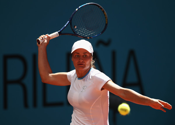 Monica Niculescu looks to have a quick recovery | Photo: Julian Finney/Getty Images Europe
