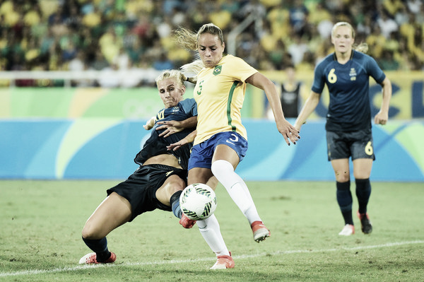 Monica has been sensational for Brazil | Source: Harry How/Getty Images South America
