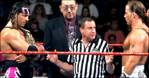 The Montreal Screwjob (image: sportskeeda)