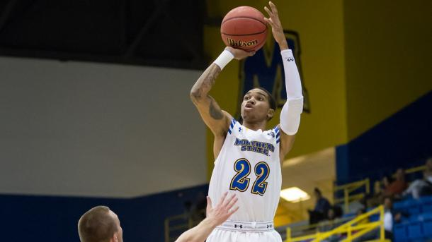 Moon is an excellent scorer who can be counted on late in games due to his terrific percentage from the free throw line/Photo: Morehead State website