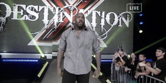 Moose finally debuted with TNA. Photo- Twitter