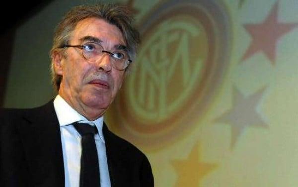 Massimo Moratti, bola.media