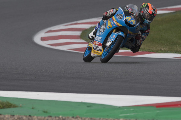 Aron Canet en el Red Bull Ring | Foto: Getty Images
