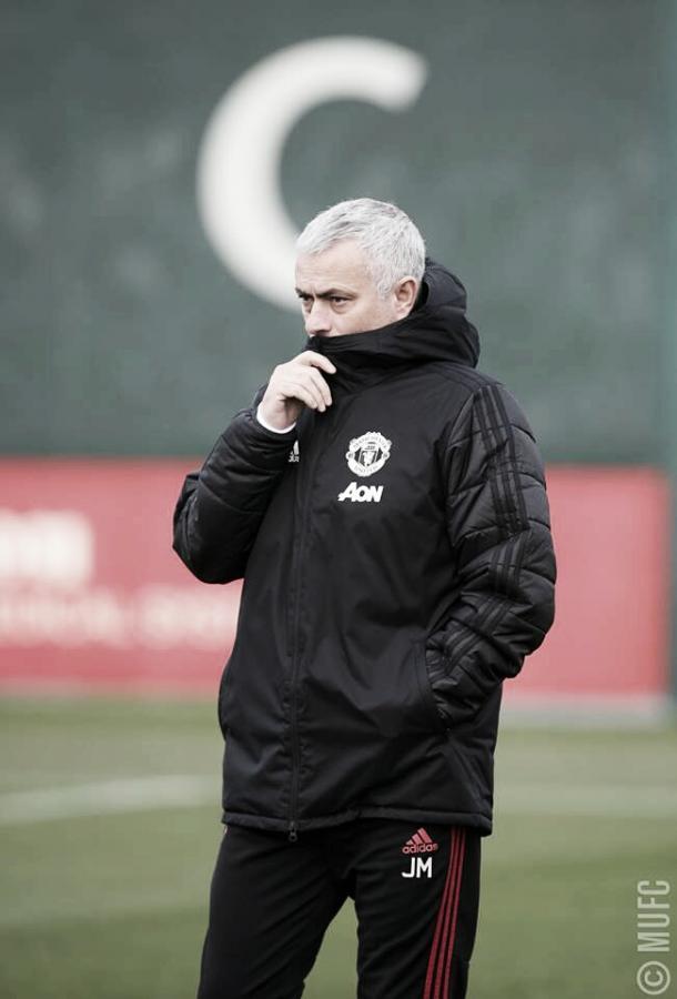 Polemicas com jogadores afetaram o desempenho do time (Reprodução / MUFC)