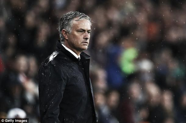 Mourinho caused a stir with his treatment of Schweinsteiger (Photo: Getty Images)