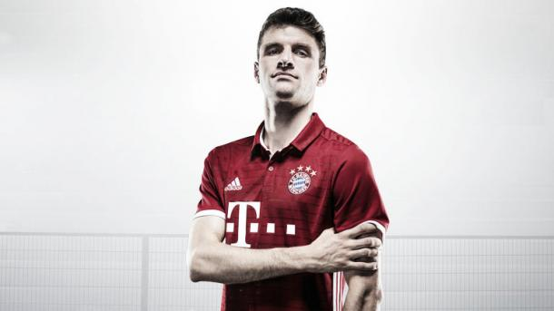A Müller le ilusiona las próximas jornadas. Foto: Bayern