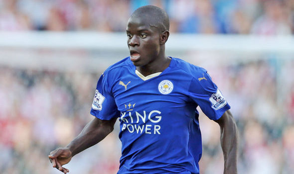 N'Golo Kante has been key to Leicester this season | Photo: Getty