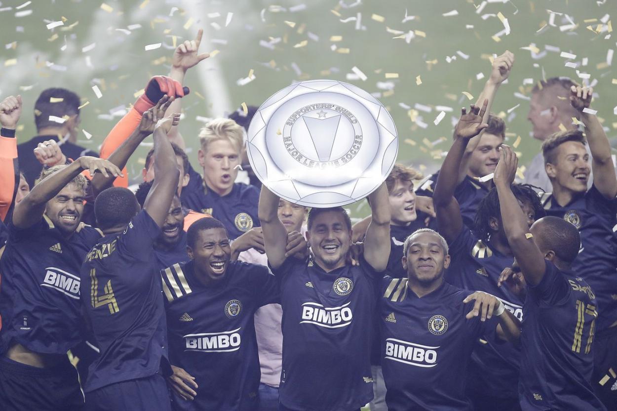 El Union levanta su MLS Supporters´Shield (inquirer.com)