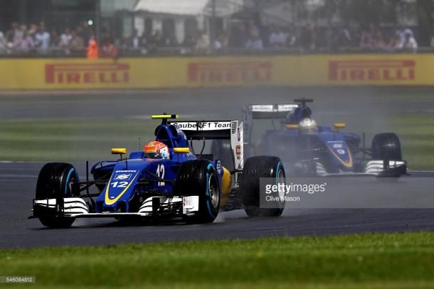 Felipe Nasr may also retain his seat. | Photo: Getty Images/Clive Mason