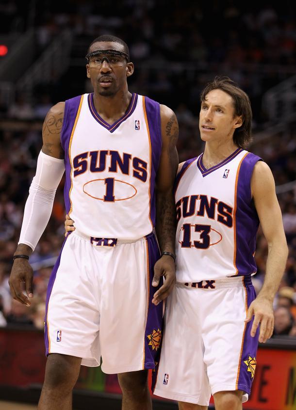 Amar'e Stoudemire y Steve Nash l Foto: ESPN