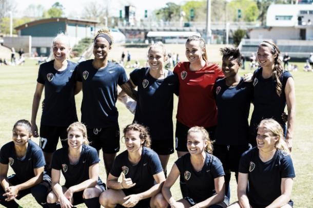 The NC Courage are primed for more success in 2017 (Source: Twitter - @TheNCCourage)