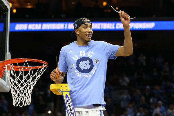 Brice Johnson was also named the East Regional's Most Outstanding Player (Photo: Streeter Lecka/Getty Images).