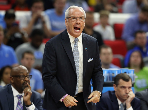 Coach Williams is making sure his team plays in the moment (Photo: Streeter Lecka/Getty Images).