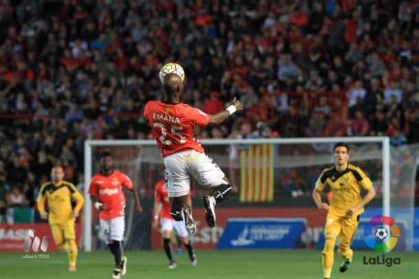Apenas hubo ocasiones en todo el partido   Foto: LaLiga.
