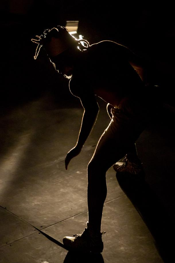 N!GGA de Nora Chipaumire | Fuente: festivalitalica.es Ⓒ Lolo Vasco
