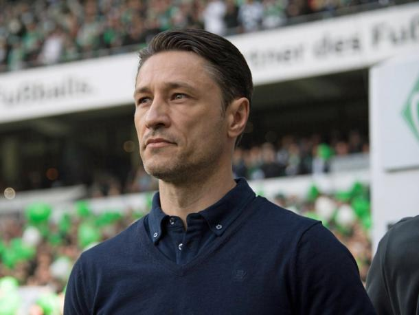 Can Kovac keep Frankfurt erstklassig? | Image source: kicker