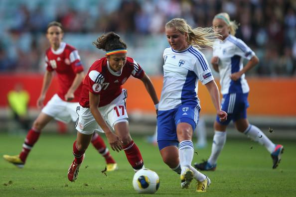 Nadia Nadim has won the Danish Player of the Year for 2016. | Photo: