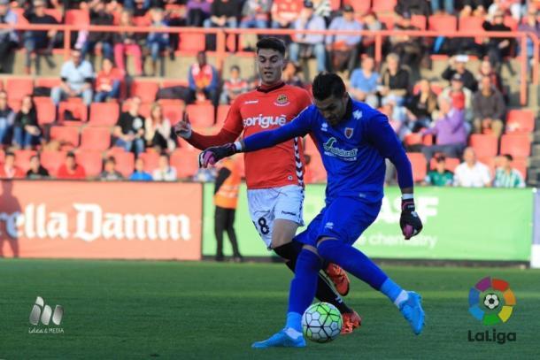 La presión de Naranjo puso en problemas a Juan Pablo | Foto: LFP.