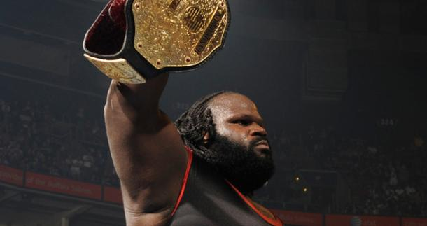 Mark Henry al ganar el World Heavyweight Championship (SKYSPORTS.com)