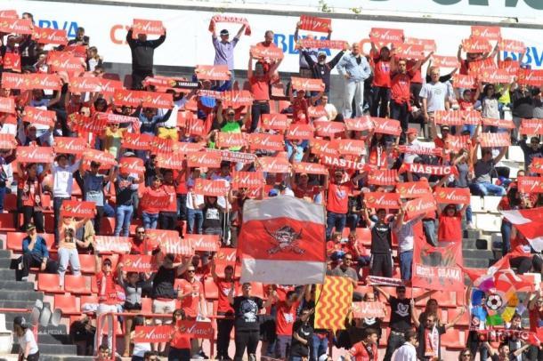 El Nou Estadi acogió 10.719 espectadores | Foto: LaLiga.