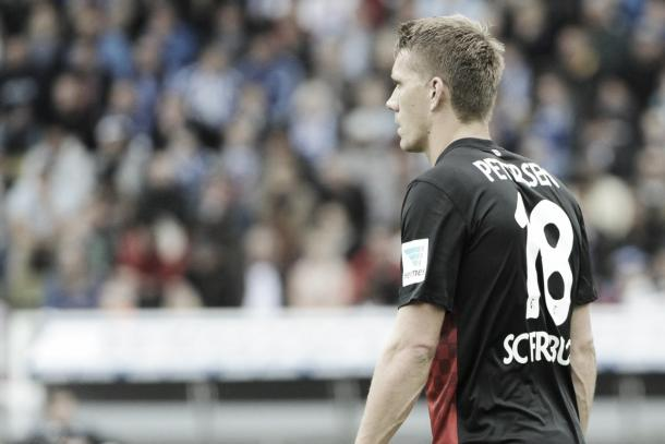Nils Petersen will be hoping to replicate his hat-trick from earlier in the season. (Image credit: SC Freiburg)