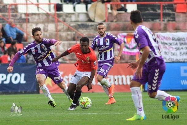 Ambos equipos pudieron hacer el tercer gol   Foto: LaLiga.