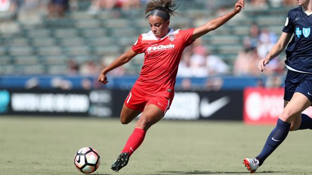 Mallory Pugh is the difference maker for Washington | Source: Andy Mead-isiphotos.com