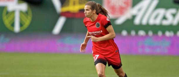 The Thorns need Tobin Heath to get back to her best | Source: timbers.com