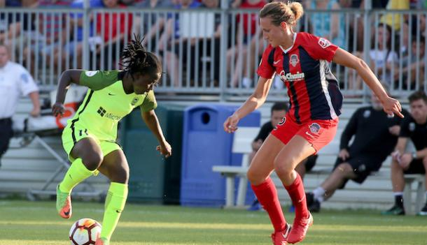 Morgan Proffitt is no longer a Spirit player | Source: nwslsoccer.com