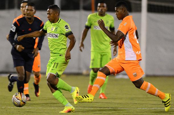 El último Nacional-Envigado se disputó en el Polideportivo Sur con empate sin goles. | Foto: Colprensa