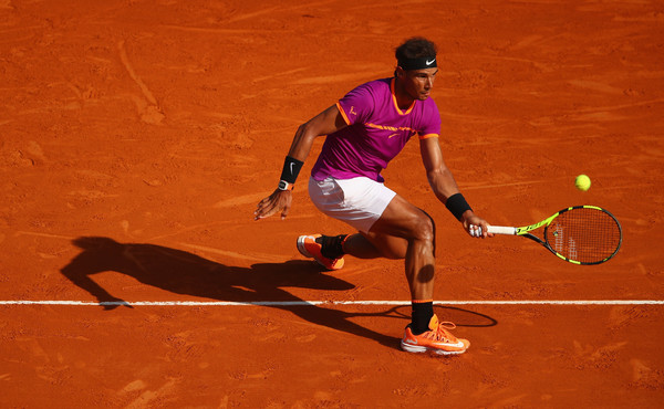 The Spaniard will be going after his 70th career title and 50th on clay courts (Photo by Clive Brunskill / Getty Images)