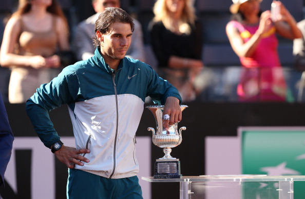 Nadal will be looking for his eighth Rome title (Getty/Clive Brunskill)