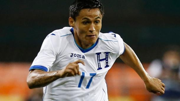 Honduras star midfielder Andy Najar will need to lead the counter against the USMNT on Friday at Avaya Stadium. Photo provided by USA TODAY Sports.