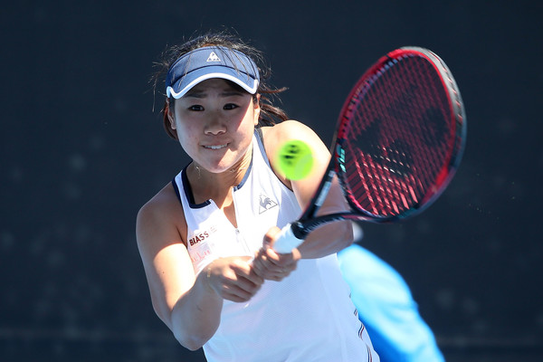 Nao Hibino would look to shake off the disappointment from the match | Photo: Pat Scala/Getty Images AsiaPac