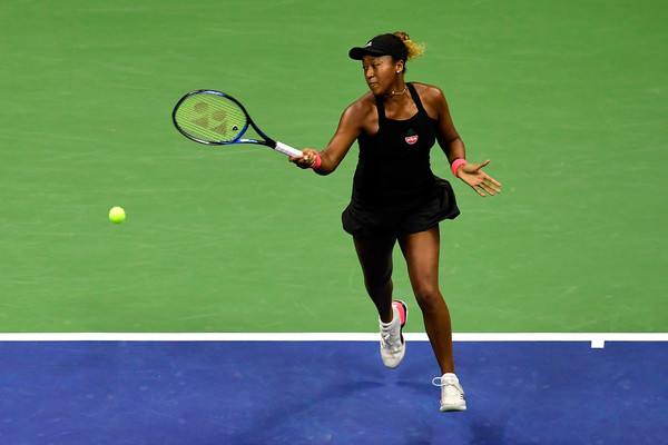 Naomi Osaka has finally found her groove once more, and this time she rides on her momentum to enter the final | Photo: Sarah Stier/Getty Images North America