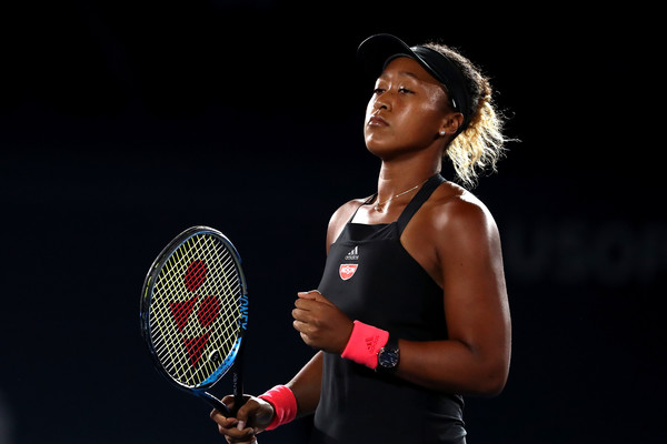 Naomi Osaka has never reached the second week of a Grand Slam before this tournament | Photo: Al Bello/Getty Images North America