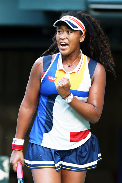 Naomi Osaka will have a tough opener to her season — facing former top-10 player Belinda Bencic | Photo: Koji Watanabe/Getty Images AsiaPac