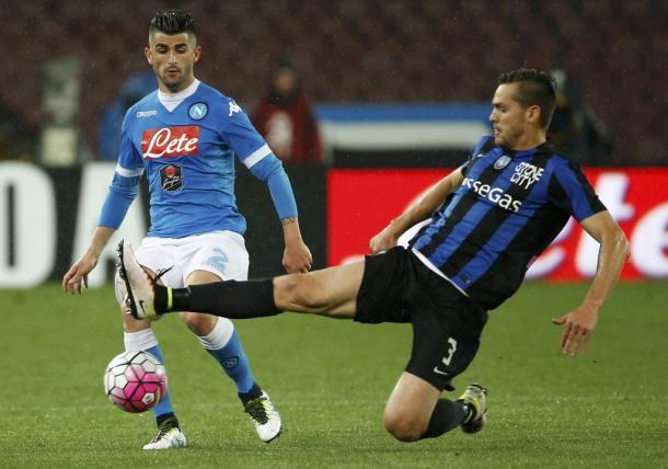 Napoli  Atalanta 2-1, Gazzetta World