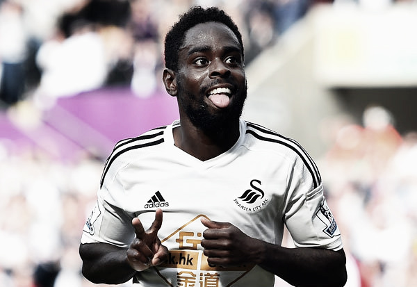 Nathan Dyer has 31 goals in 271 appearances for Swansea