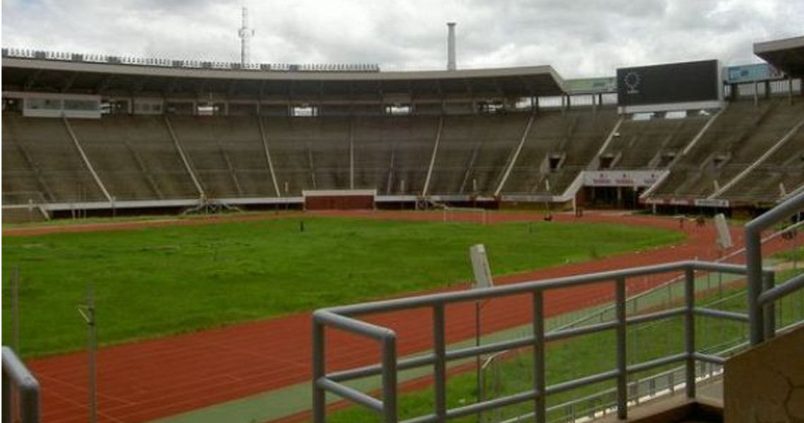 Photo by Sports and Recreation Commission Zimbabwe