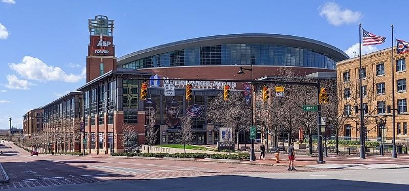 Nationwide Arena | Foto. Wikipedia