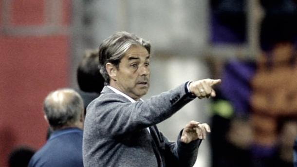 Nacho dirigiendo al Reus // LaLiga 1|2|3