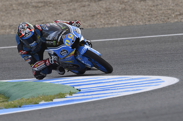 Jorge Navarro started well | Photo: motogp