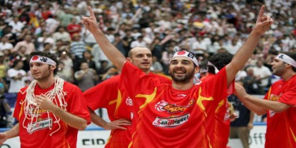 'La Bomba' exaltada durante la celebración del Mundial de Japón 2006 (Foto: EFE)