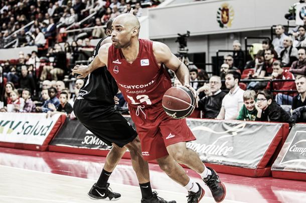 Gary Neal/ Foto: Basket Zaragoza