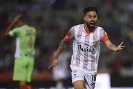 Gol de Felipe Gallegos y último ascenso del Necaxa / Fuente: Liga Mx