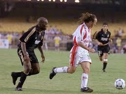 Necaxa vs Real Madrid Mundial de clubes 2000 / Fuente: Vanguardia